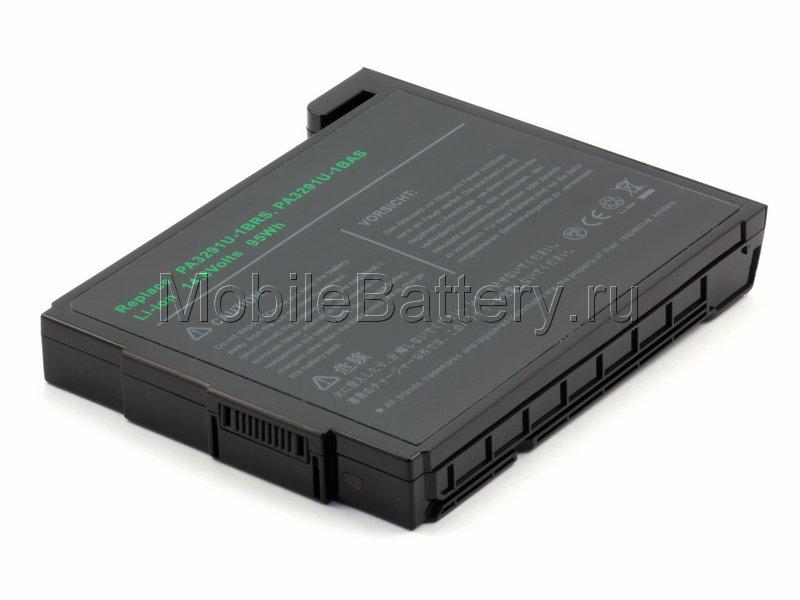 Аккумулятор для ноутбука Toshiba PA3291U-1BAS, PA3291U-1BRS