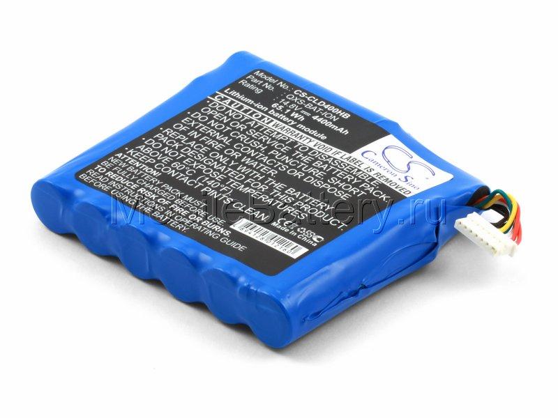 Аккумулятор для ноутбука 87-D408S-495, 87-D408S-4D5, D400S BAT-8