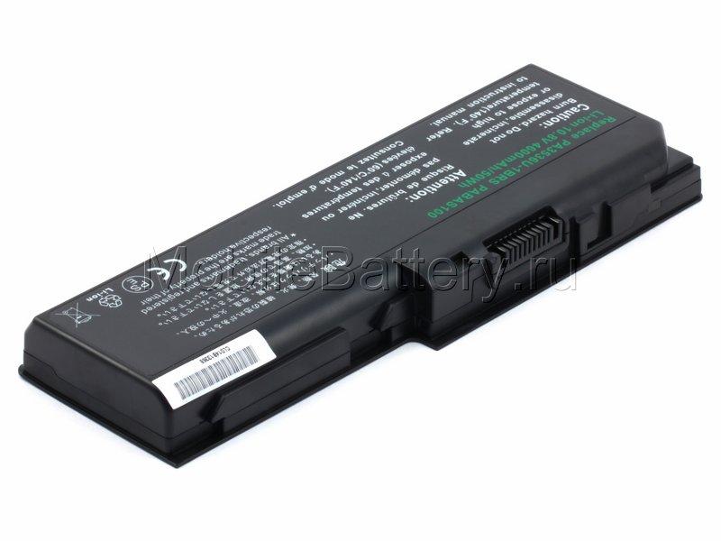 Аккумулятор для Toshiba PA3536U-1BRS, PA3537U-1BRS, PABAS100