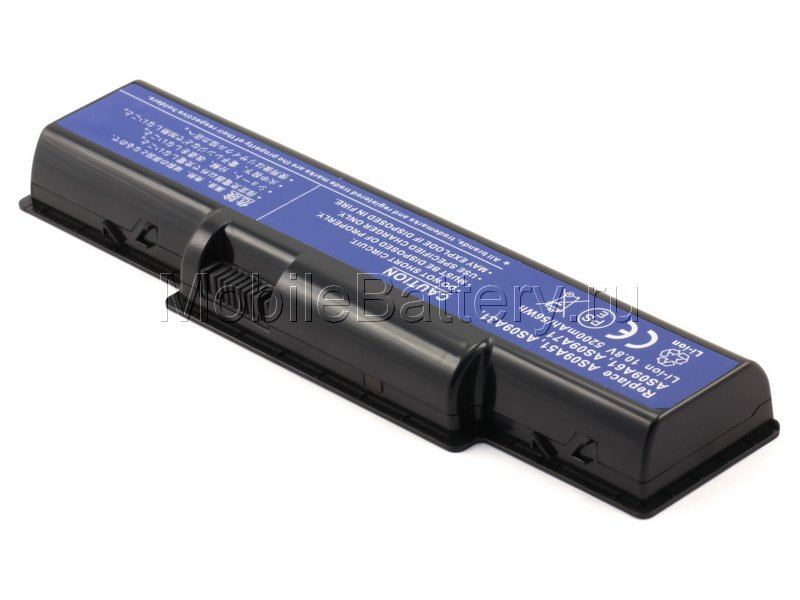 Аккумулятор для Acer AS09A41, AS09A61, AS09A71 (4400mAh)