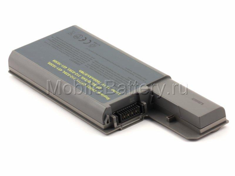 Усиленный аккумулятор для ноутбука Dell CF623, DF192, DF230