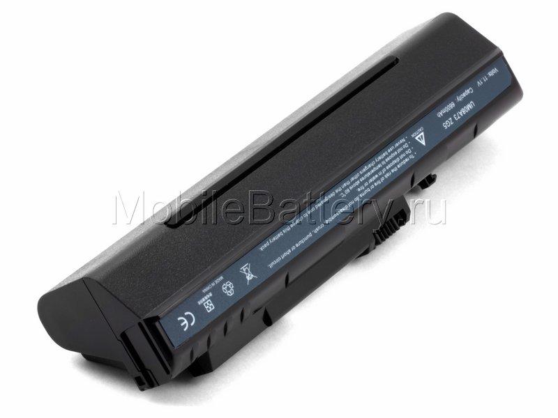 Усиленный аккумулятор для Acer UM08A71, UM08A73, UM08B74