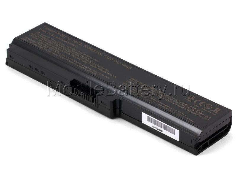 Аккумулятор для Toshiba PA3817U-1BRS, PABAS228 (4400mAh)