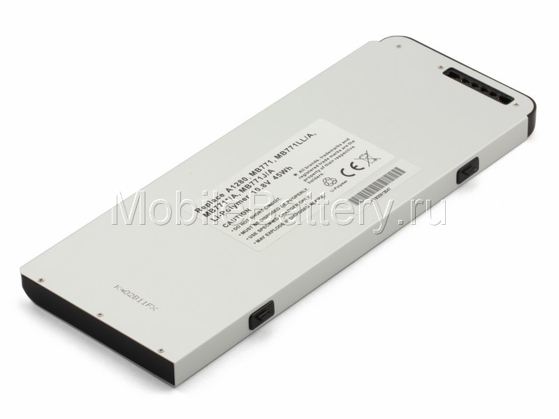 "Аккумулятор для ноутбука Apple MacBook 13"" MB771, A1280"
