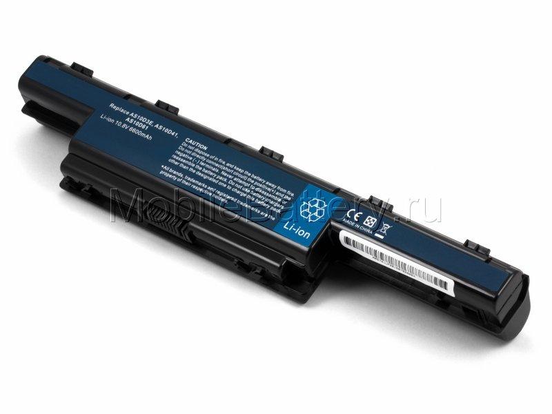 Усиленный аккумулятор Acer AS10D31, AS10D41, AS10D51, AS10D73