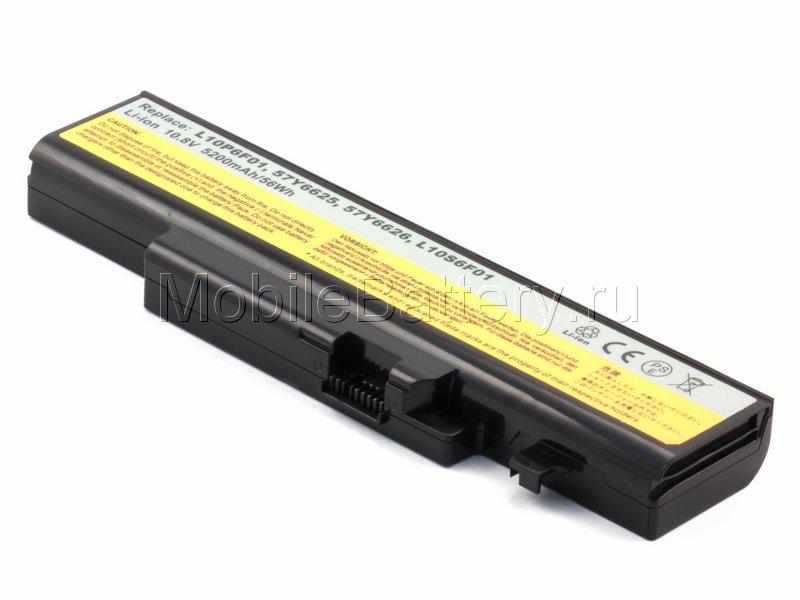 Аккумулятор для ноутбука Lenovo 57Y6625, L10P6F01, L10S6F01