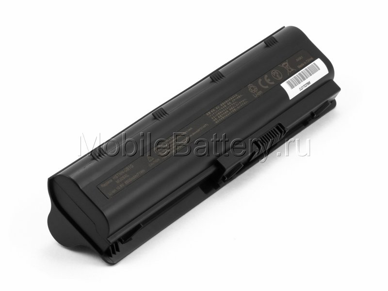 Усиленный аккумулятор для HP Compaq 593553-001, MU09, WD548AA