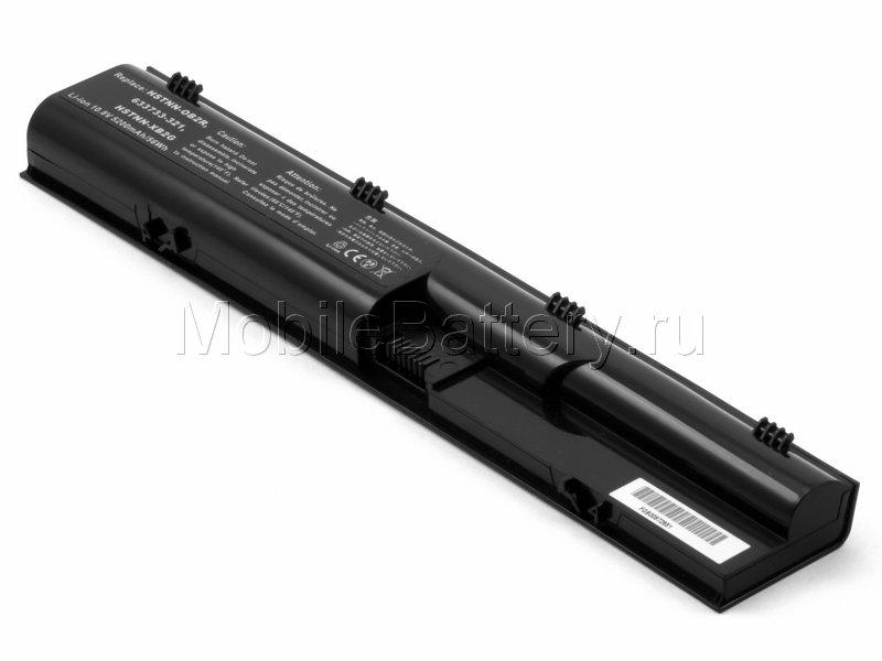 Аккумулятор HP 633805-001, HSTNN-LB2R, PR06, PR09 (4400mAh)
