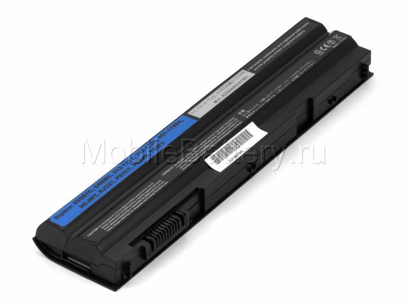 Аккумулятор Dell 8858X, 911MD, DHT0W, T54F3, T54FJ (4400mAh)