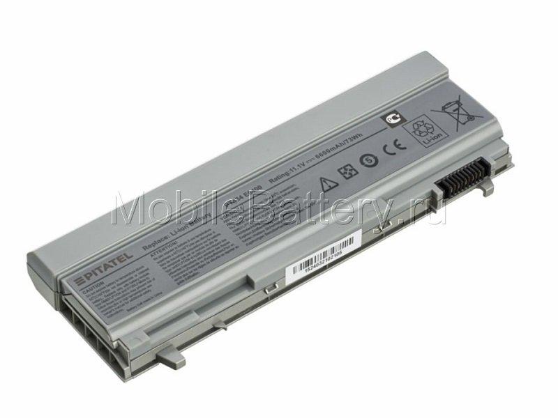 Усиленный аккумулятор для ноутбука Dell 312-0215, NM631, WG351