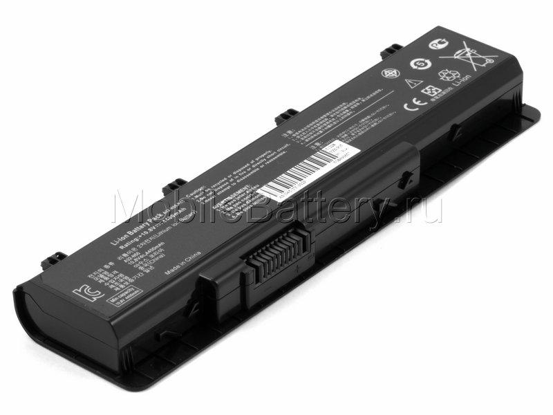 Аккумулятор для ноутбука Asus N45, N55, N75 (A32-N55) черный