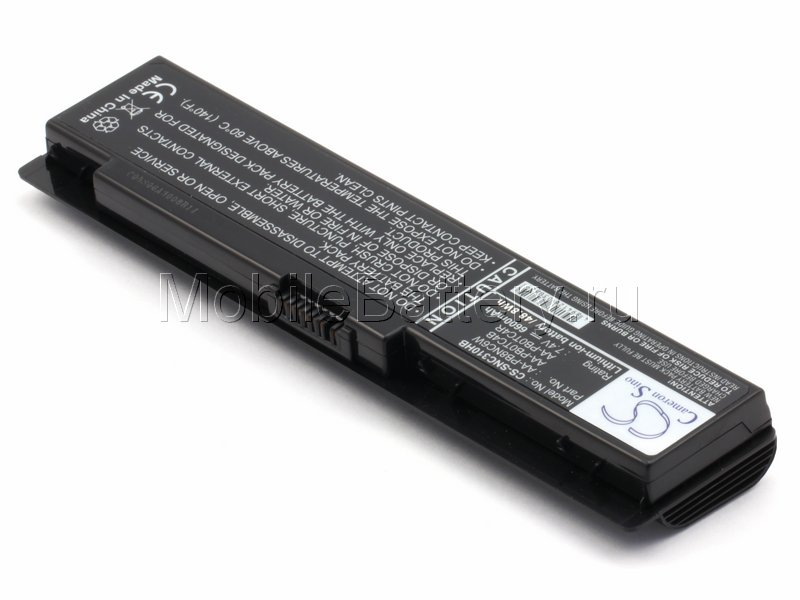 Аккумулятор для Samsung AA-PB0TC4M, AA-PL0TC6B, AA-PL0TC6L