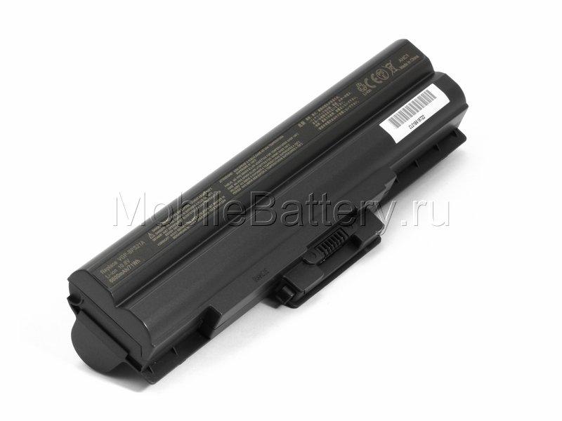 Усиленный аккумулятор для Sony VGP-BPL13, VGP-BPL21, VGP-BPS21