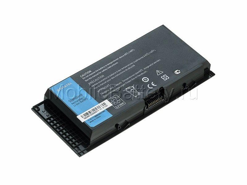 Усиленный аккумулятор Dell 312-1176, 312-1177, 312-1178, FV993
