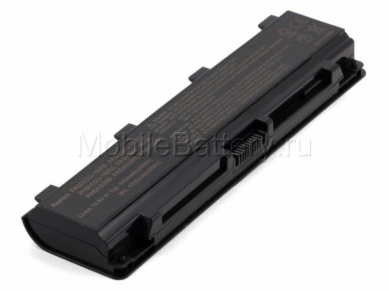Аккумулятор для Toshiba PA5024U-1BRS, PABAS260 (4400mAh)