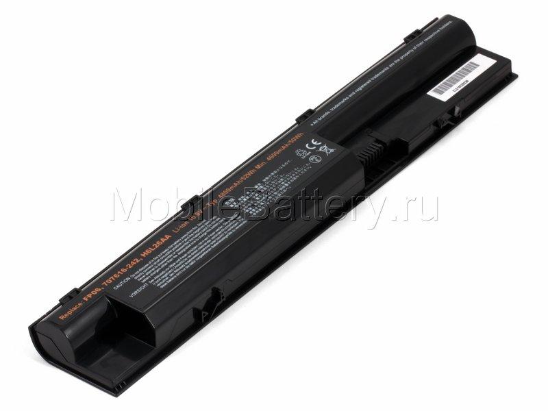 Аккумулятор для HP FP06, FP06XL, HSTNN-IB6M, HSTNN-LB4J
