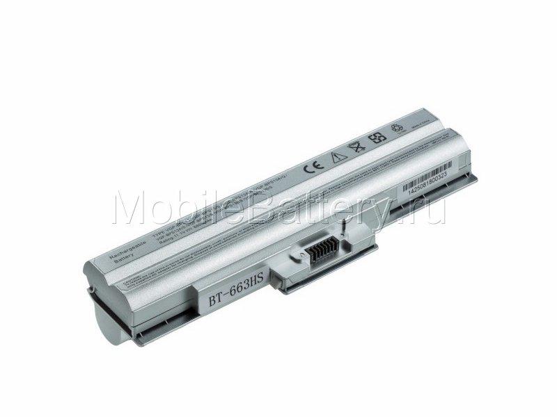 Усиленный аккумулятор для Sony VGP-BPL13, VGP-BPL21, VGP-BPS13
