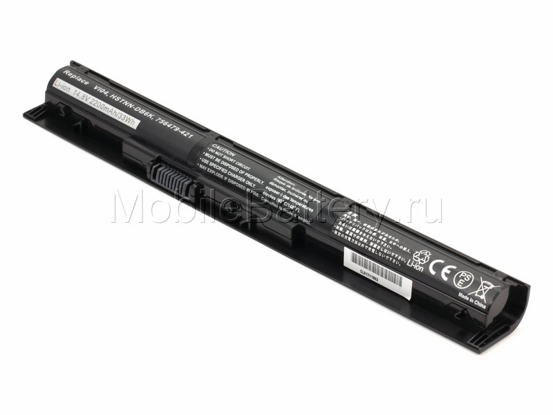 Аккумулятор для ноутбука HP VI04, TPN-Q140, Q144, G6E88AA