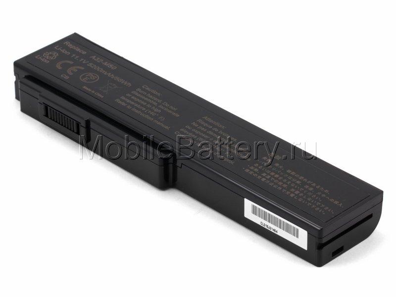 Аккумулятор Asus A31-B43, A32-M50, A32-N61, A33-M50 (5200mAh)