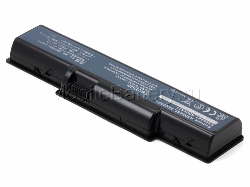 Аккумулятор Acer AS09A31, AS09A41, AS09A51, AS09A61 (5200mAh)