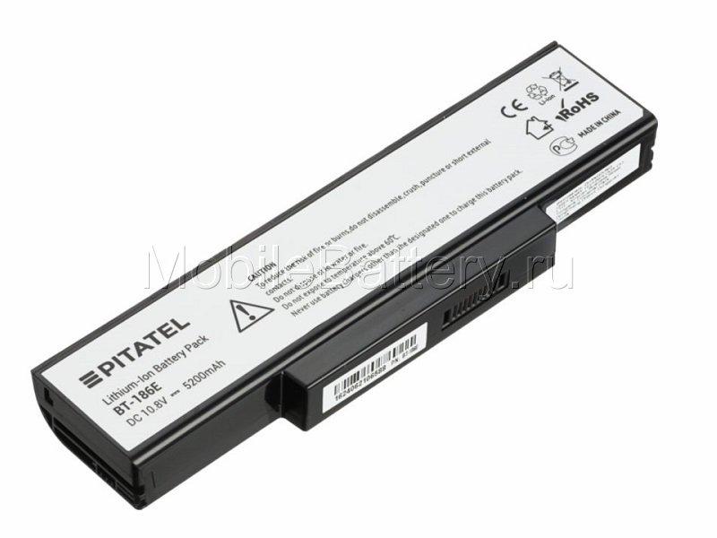 Аккумулятор для ноутбука Asus 70-NZY1B1000Z, A32-K72 (5200mAh)