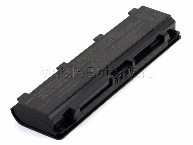 Аккумулятор Toshiba PA5109U-1BRS, PABAS263, PABAS272 (5200mAh)