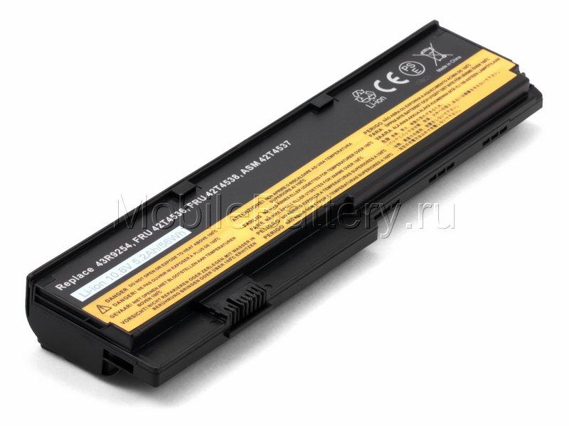 Аккумулятор Lenovo 42T4534, 42T4537, 42T4540, 42T4647 (5200mAh)