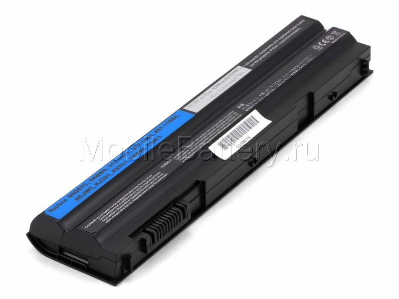 ����������� Dell 2P2MJ, 4NW9, 71R31, 8858X, M5Y0X (5200mAh)