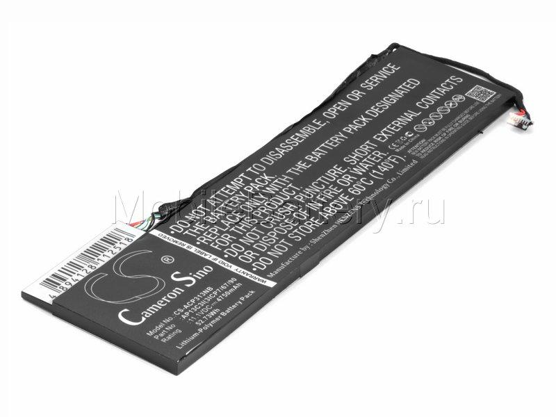 Аккумулятор для ноутбука Acer Aspire P3-131 (AP13C3I)