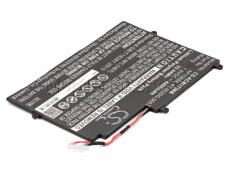 Аккумулятор для ноутбука Acer Aspire Switch 11 SW5-173 (AP15B8K)