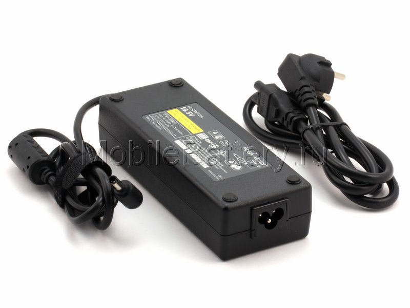 Блок питания Sony PCGA-AC19V7, VGP-AC19V16, VGP-AC19V46 (120W)