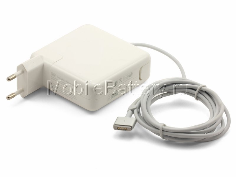 Блок питания для Apple A1424, MD506 (MagSafe 2, 85W)