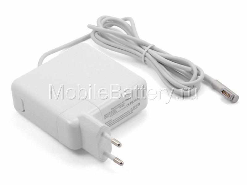 Блок питания Apple A1172, A1222, A1290, A1343 (MagSafe, 85W)