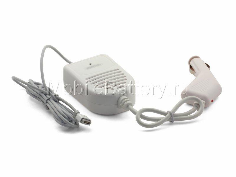 Автомобильная зарядка Apple A1172, A1343 (MagSafe, 85W)