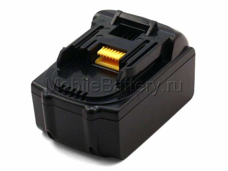 Усиленный аккумулятор Makita 194204-5, BL1815, BL1830, BL1835