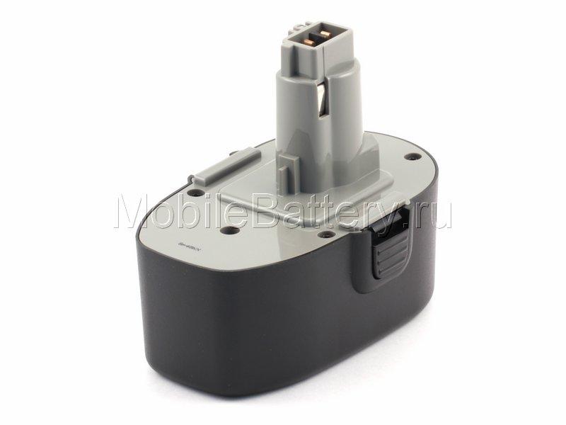 Усиленный аккумулятор Black & Decker A9277, A9282, PS145