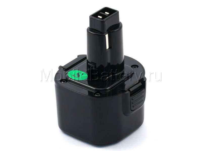 Усиленный аккумулятор для Black & Decker A9274, FSB96, PS120