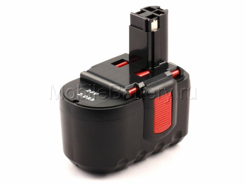 Аккумулятор Bosch 2 607 335 268, BAT030, BAT031