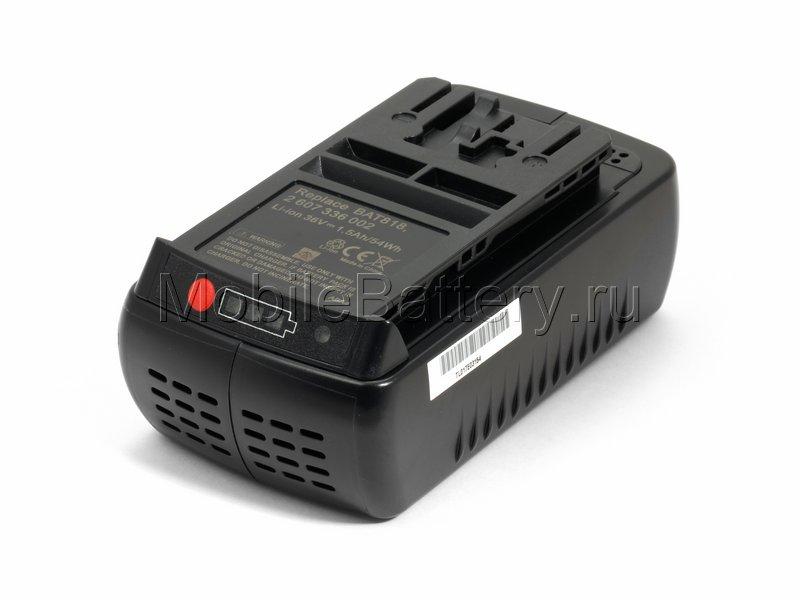 Аккумулятор Bosch 2607336004, 2607336108, BAT836, D-70771