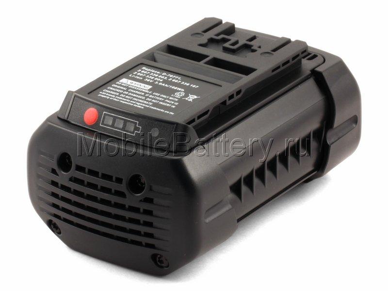 Усиленный аккумулятор для Bosch 2 607 336 108, BAT836, D-70771