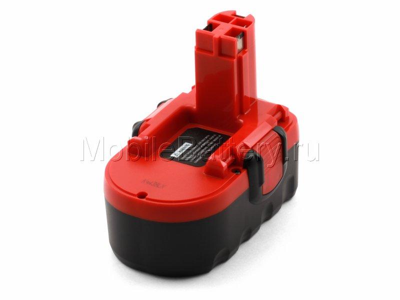 Аккумулятор для Bosch 2 607 335 277, BAT160, BAT181 (Ni-CD)