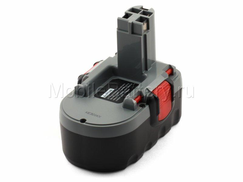 Усиленный аккумулятор Bosch 2607335277, BAT160, BAT181 (Ni-MH)