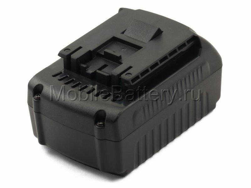 Усиленный аккумулятор Bosch 2607336091, 2 607 336 236, BAT618