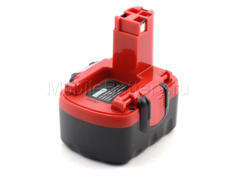 Аккумулятор Bosch 2607335261, 2607335273, BAT139 (2000mAh)
