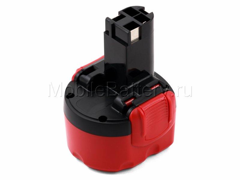 Аккумулятор Bosch 2607335272, 2607335707, BAT119 (2000mAh)