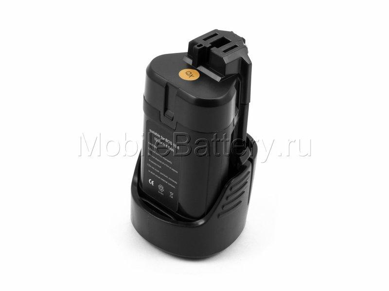 Аккумулятор Bosch 1600Z0002X, 2607336014, BAT411, D-70745