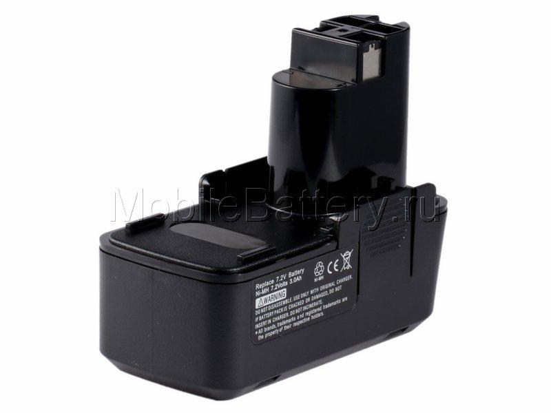 Усиленный аккумулятор Bosch 2607335031, 2 607 335 153