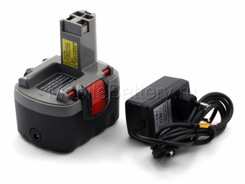 Аккумулятор для Bosch 2607335264, 2607335534, 2607335711, BAT040