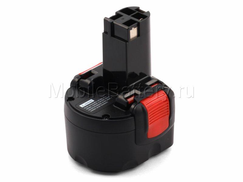 Усиленный аккумулятор для Bosch 2607335461, 2607335707, BAT100