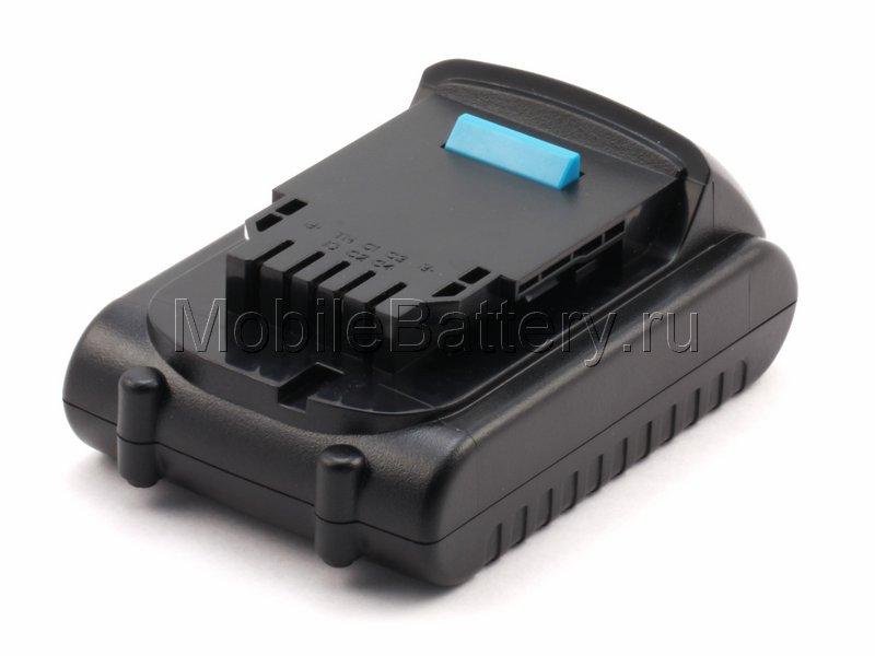 Аккумулятор для DeWalt DCB180, DCB181, DCB201, DCB204, DCB205